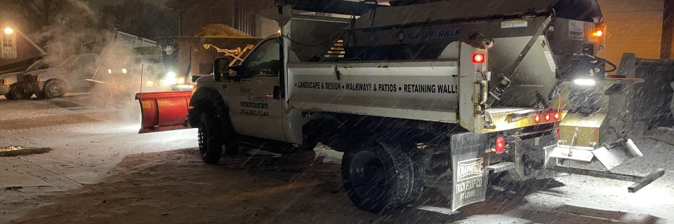 Looking for snow removal services at your home, subdivision, or business? Look no further!